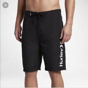 Hurley One and Only 2,0 Black Men's Short AUTHENT